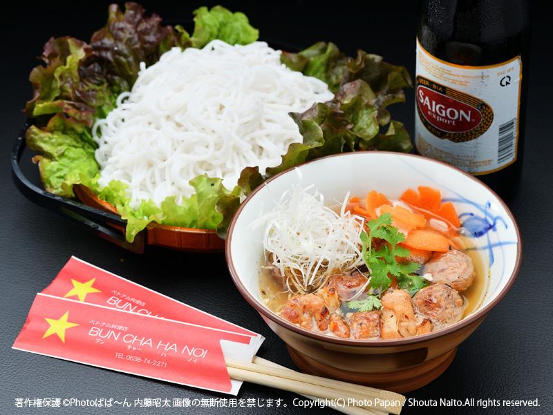 ベトナム料理「ブンチャー」