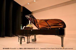 浜北文化センターにてピアノ発表会