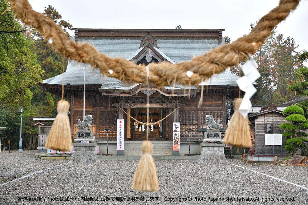 浜松市東区の天王宮 大歳神社