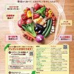 浜松パワーフード ベジファースト キャンペーンのポスター